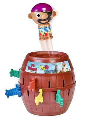 jouets noel 2017 - Tomy Pic Pirate