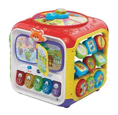 jouets noel 2017 - VTech Super cube des découvertes
