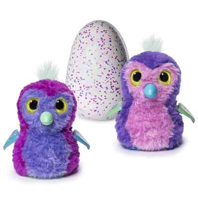 jouets noel 2017 - hatchimals