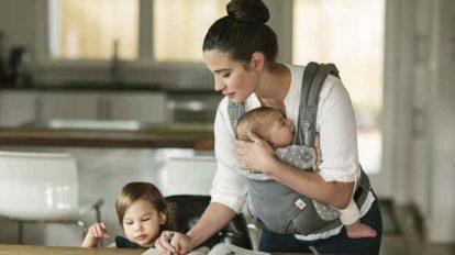 que choisir porte-bebe physiologique