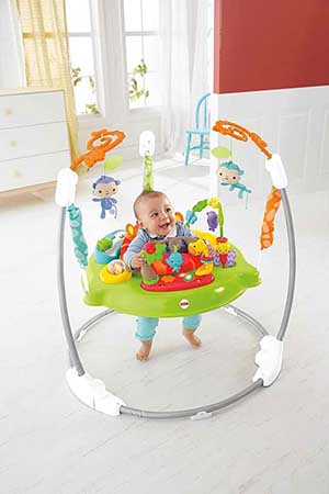 sauteur bebe jumperoo fisher price prix