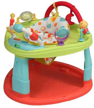 Table activite bebe Bambisol Creative Baby