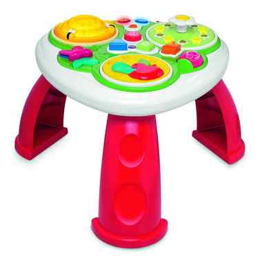 Table activite bebe Chicco Jardin
