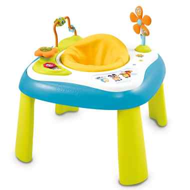 Table activite bebe Smoby Cotoons Youpi Baby