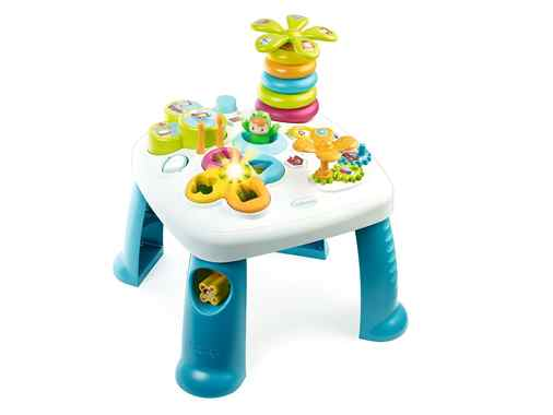 Table activite bebe Smoby Toys Cotoons