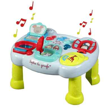 Table activite bebe Vulli - Fresh Touch - Sophie la Girafe Centre d activites