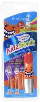 brosse a dents electrique enfant Brush Baby Sonic