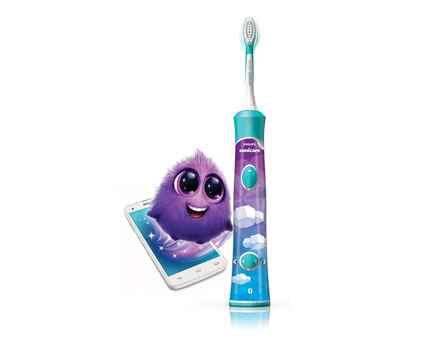 brosse a dents electrique enfant Philips Sonicare for Kids HX6321-03