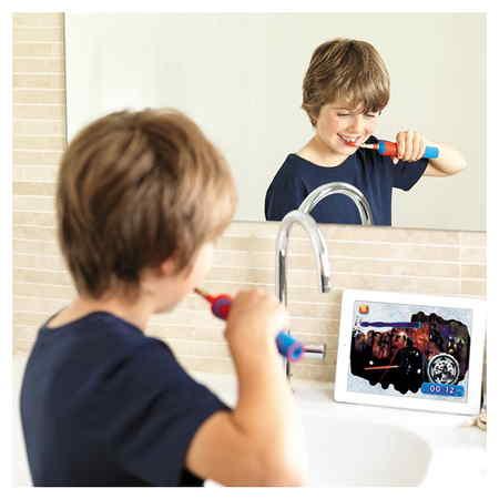 meilleure brosse a dents electrique enfant