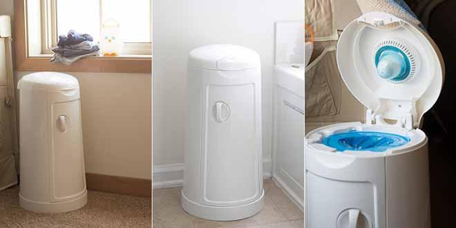 poubelle a couches comparatif