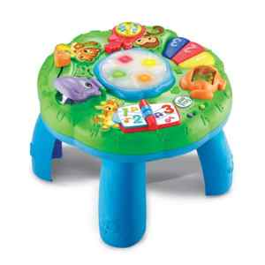table activite bebe plastique