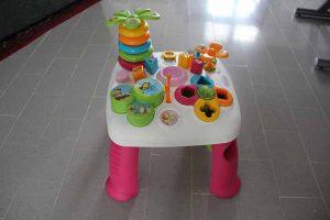table d'activité pour bébé