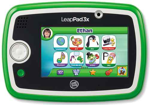 tablette educative LeapFrog LeapPad 3X