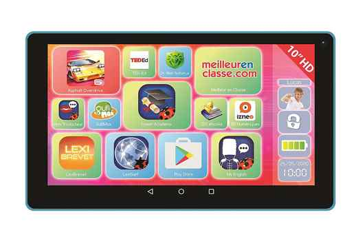 tablette educative Lexibook LexiTab 10