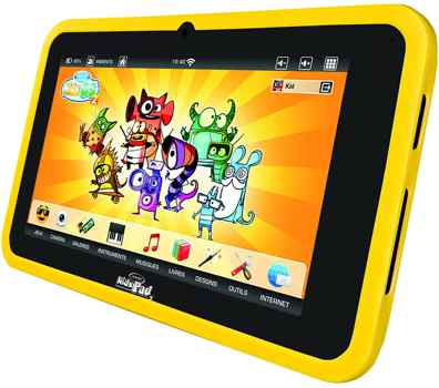 tablette educative VideoJet Kidspad 2
