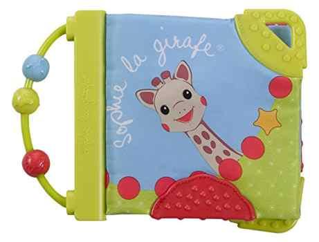 Livre tissu bebe - Vulli - Fresh Touch - Sophie la Girafe