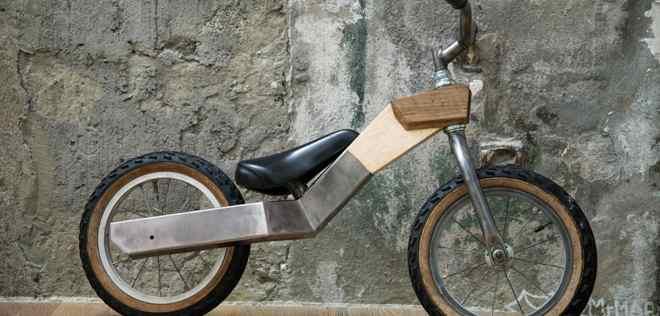 draisienne en bois design