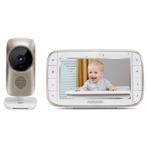 babyphone wifi Motorola MBP 845 Connect