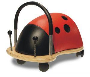 porteur bebe Trotteur Wheely Bug Coccinelle multi-directionnel