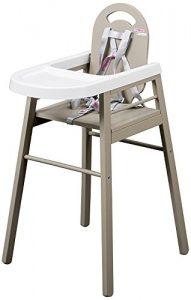 chaise haute Combelle Lili