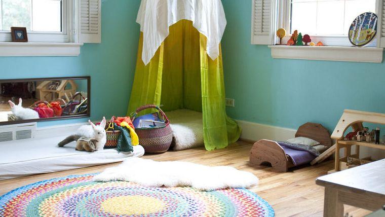appliquer methode montessori a la maison