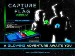 cadeau ado garcon - Capture the Flag REDUX