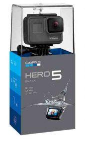 cadeau ado garcon - GOPRO Hero 5 Black Caméra d'action