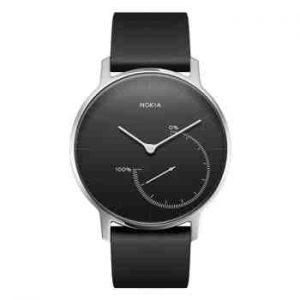 cadeau ado garcon - Nokia Steel - Montre connectée de suivi d'activité et de sommeil