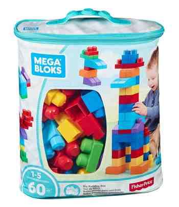 cadeau garcon 1 an - Mega Bloks - First Builders - Maxi