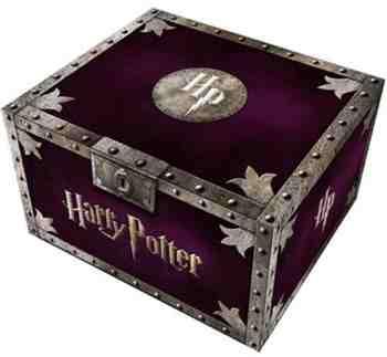 cadeau garcon 10 ans - Coffret Harry Potter - Livres I à VII
