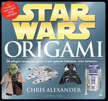 cadeau garcon 10 ans - Star Wars Origami
