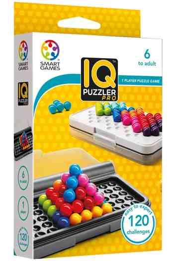 cadeau garcon 11 ans - Smartgames - SG 455 - IQ Puzzler Pro