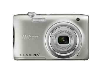 cadeau garcon 13 ans - Nikon Coolpix A100 Appareil photo Compact 20 Mpix