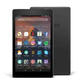cadeau garcon 13 ans - Tablette Amazon Fire HD 8