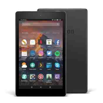 cadeau garcon 13 ans - Tablette Amazon Fire HD 8
