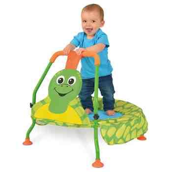 cadeau garcon 2 ans - James Galt & Co Ltd - 1004471 - Jeu De Plein Air - Trampoline Pour Enfants