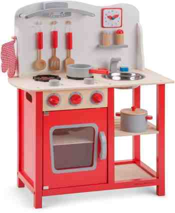 cadeau garcon 2 ans - New Classic Toys - 11055 - Cuisine - Bon Appétit