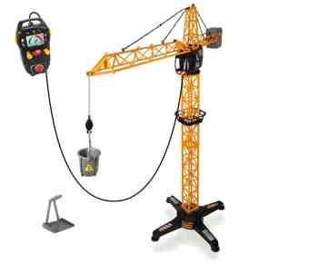 cadeau garcon 4 ans - Dickie Toys - 203462411 - Grue Giant