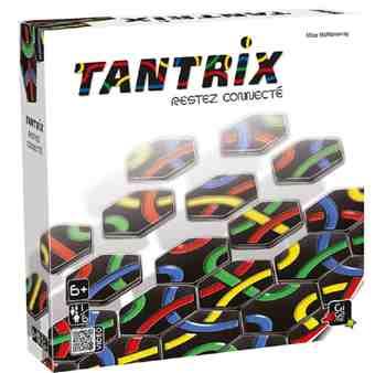 cadeau garcon 6 ans - Gigamic - JTXC - Jeu de Réflexion - Tantrix Stratégie