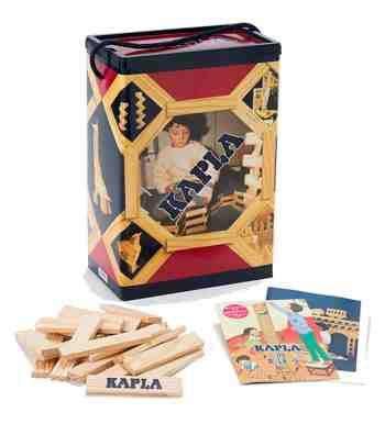 cadeau garcon 6 ans - Kapla - Kapla Baril 200 planchettes