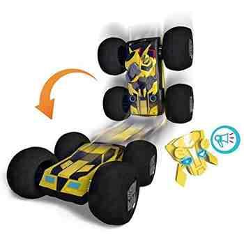 cadeau garcon 6 ans - Majorette Transformers - Radio Commande - Bumblebee 1