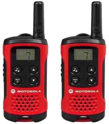 cadeau garcon 6 ans -Paire de talkies walkies pour enfant Motorola T40