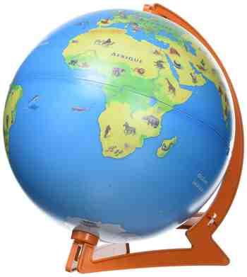 cadeau garcon 6 ans - Ravensburger - 00783 - Mon Premier Globe Interactif Tiptoi
