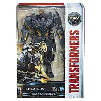 cadeau garcon 6 ans - Transformers - The Last Knight – Premier Edition