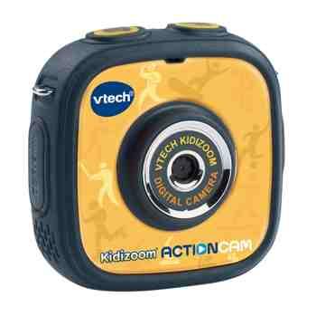 cadeau garcon 6 ans - Vtech - 170705 - Appareil Photo Numérique - Kidizoom Action Cam