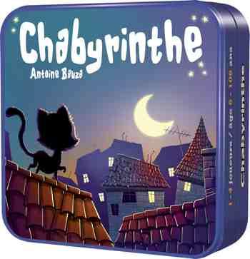 cadeau garcon 7 ans - Asmodee - CGCHAB01 - Chabyrinthe