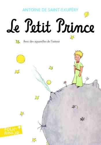 cadeau garcon 7 ans - Le petit prince