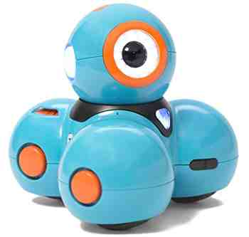 cadeau garcon 7 ans - Robot Dash de Wonder Workshop