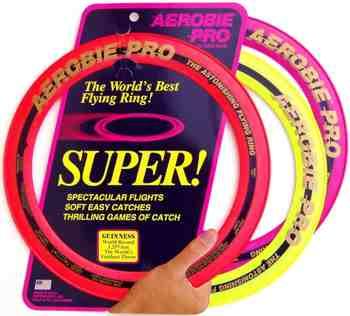 cadeau garcon 8 ans - Schildkröt Fun Sports Aerobie Ring Pro