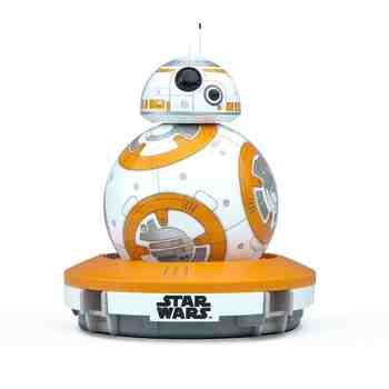 cadeau garcon 8 ans - Sphero Star Wars BB-8